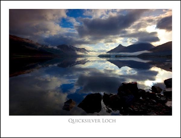 Quicksilver Loch... by Scottishlandscapes