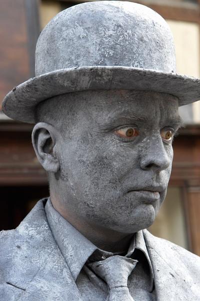 Living Statue by steveb