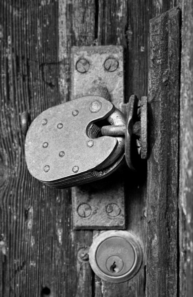 Lock and Key by Britman