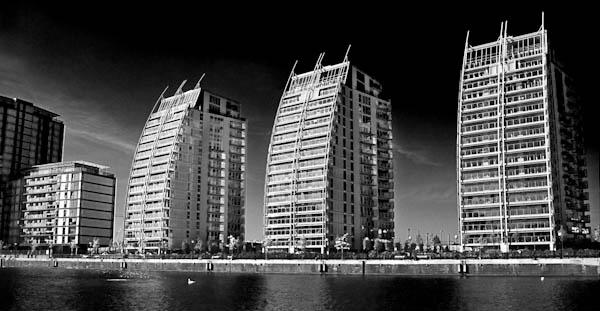 Salford Quays by jeni