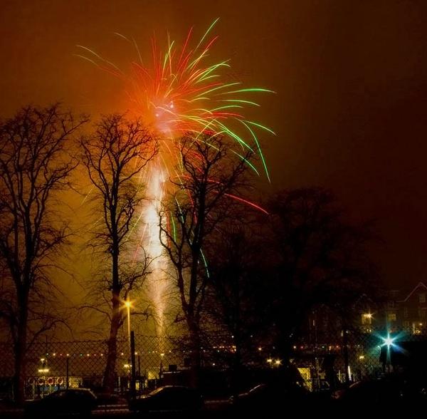fireworks by mattywhit