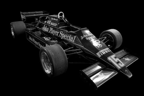 F1 Legend (Lotus) by BOBtheDAZZLER