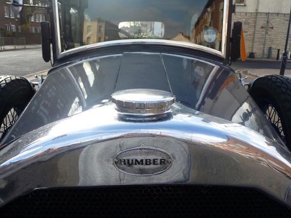 Humber 1930 by Seb97