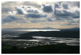Portmeirion Bay.