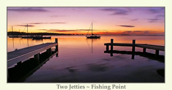 Two Jetties by Joeblowfromoz