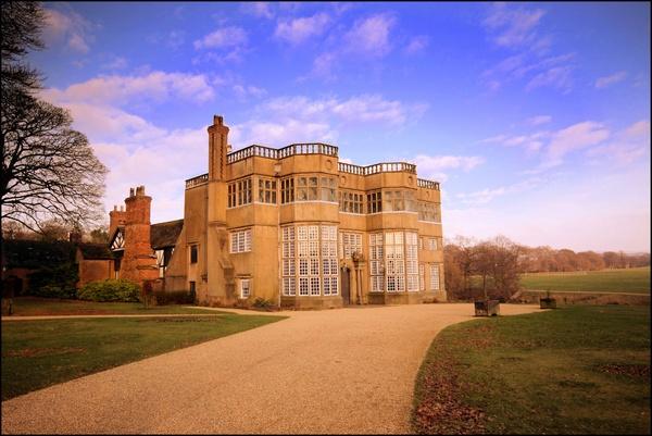 Astley Hall by Ladynina