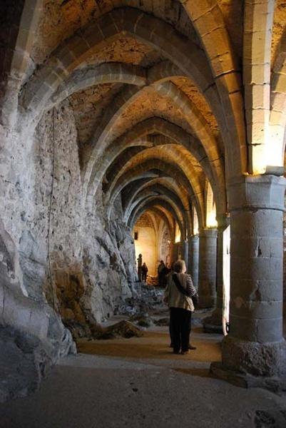 Chillon Castle, Montreaux by rikewoo