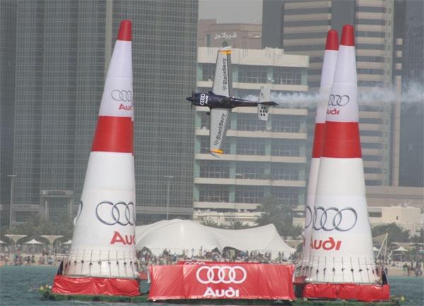 REDBULL AIR RACE by webdady