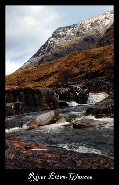 River Etive-Glencoe by tartantrousers