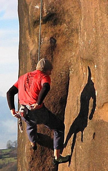 The Climber by DTsDonuts