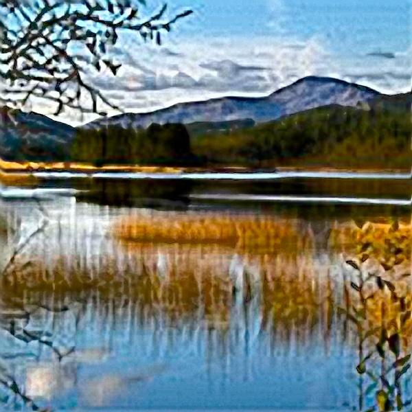 Loch Stroan by sueburton