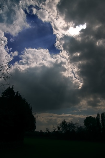 Sunlight and Clouds by Crabtree99
