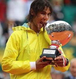ATP Masters Final Monaco - Rafael Nada