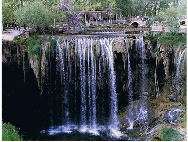 Antalya Waterfall by RobertRaw