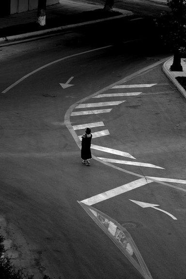 walk alone by faxriyye