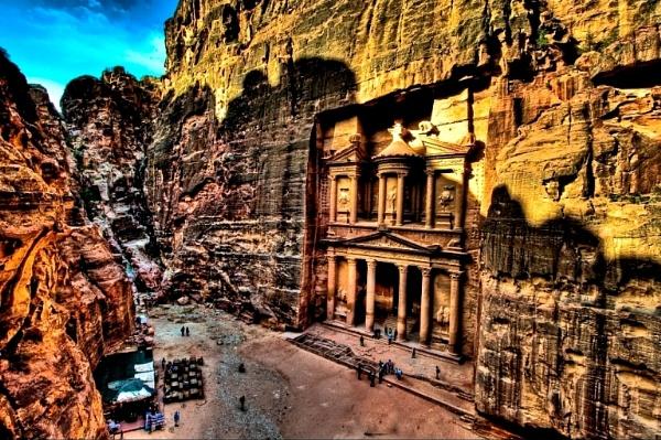 Petra by GeePanesar