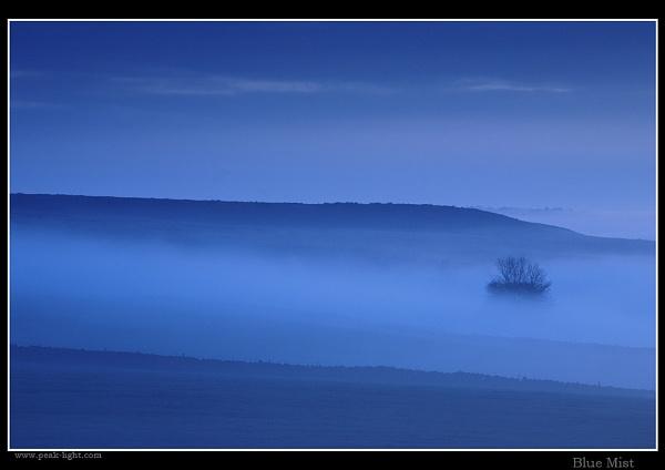Blue Mist by martin.w