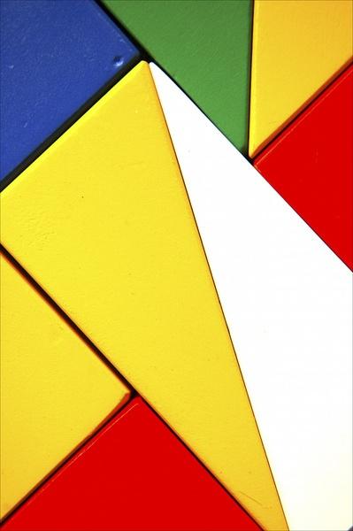 Triangles by wheeldon