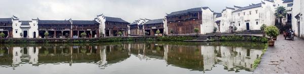 Zhu Ge Village by piggie_vickie