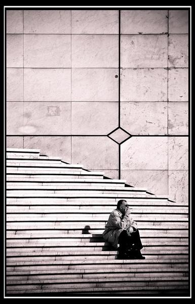 Loneliness II by davidsaenzchan