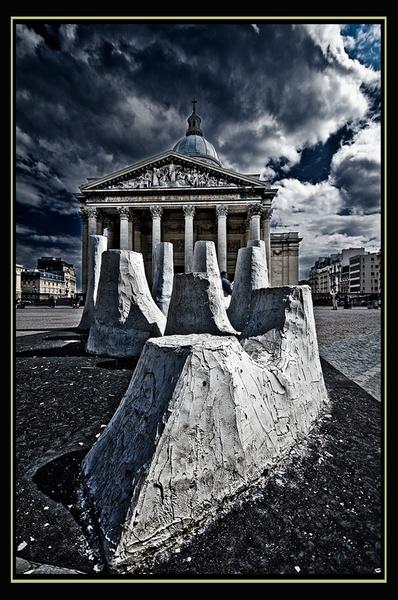 La Sorbona by davidsaenzchan