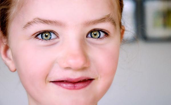 My little green eye by Elka