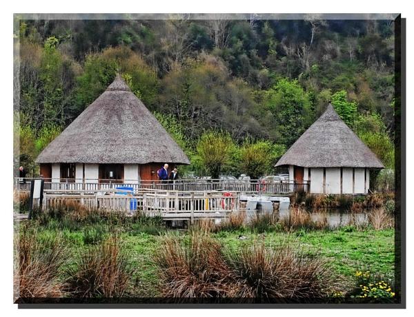 Boat house Arundel by BERTRAM