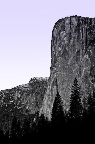 Late Winter, El Capitan, Yosemite by smartbox