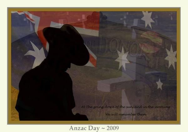 Anzac Day by Joeblowfromoz