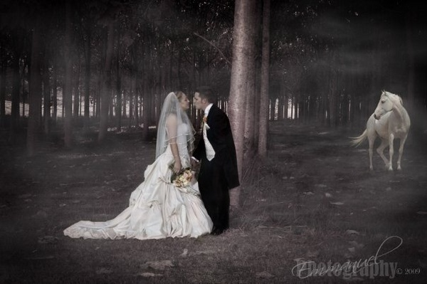 Fairytale Wedding by KatrienaEmmanuel