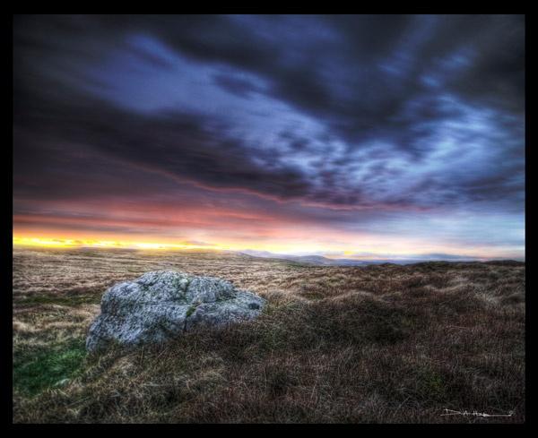 Jurassic Sunset I...(HDR) by David_Hartshorn