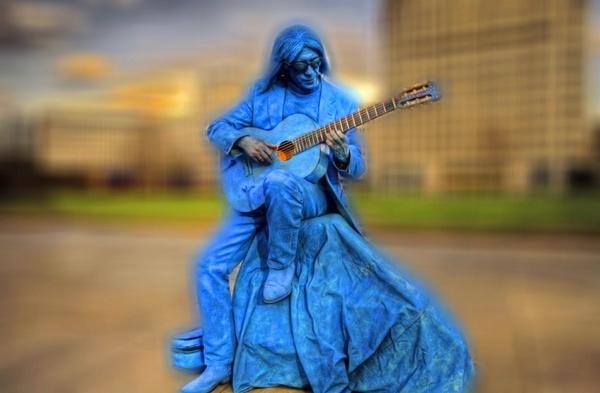 Blue blues by acididko