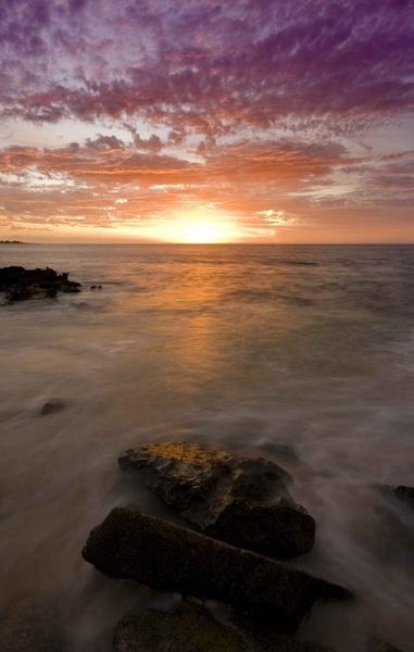 Turquoise Bay rocks by soppygreatdane
