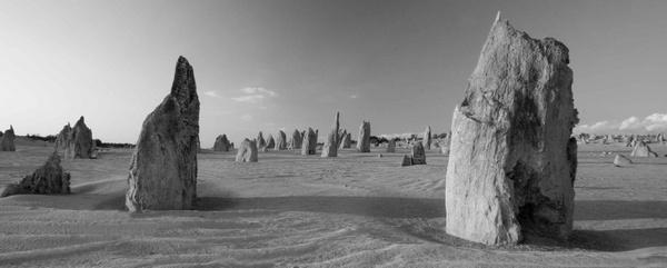 Pinnacles desert by soppygreatdane
