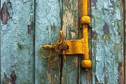 Yellow Lock