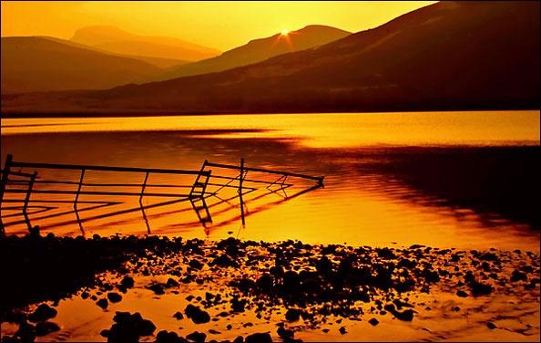 Golden nights by freespiritscotland