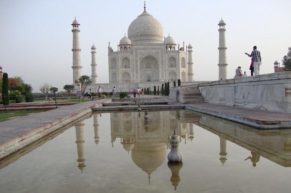 The Taj by Manghat