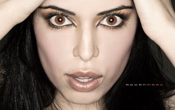 The Face by Rowan_Mark