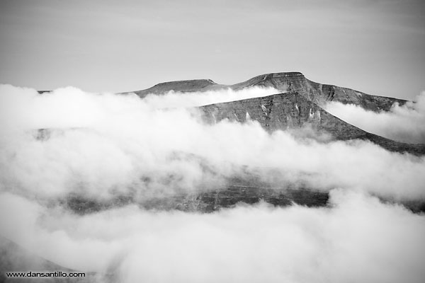 Misty Pen y Fan by dasantillo
