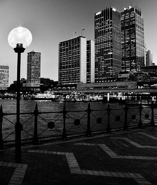 Circular Quay, Sydney by bjarte