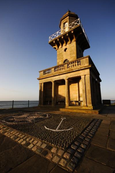Lower Lighthouse, Fleetwood by jonlonbla