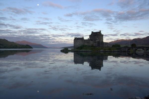 Eilean Morning by Blundez