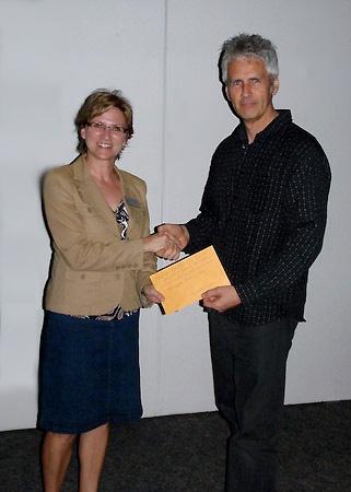 Janice Hamilton and Richard Martin by TimothyDMorton