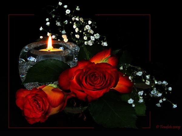 Eternal Flame by franfoto