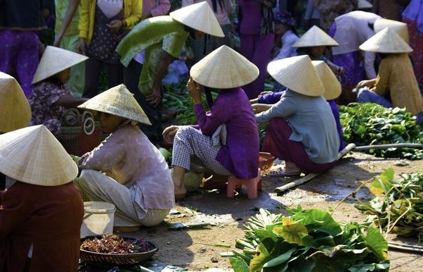 Vietnamese Market by afirth