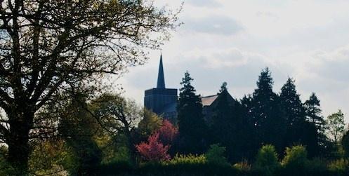 Bildeston Church by witchcraft