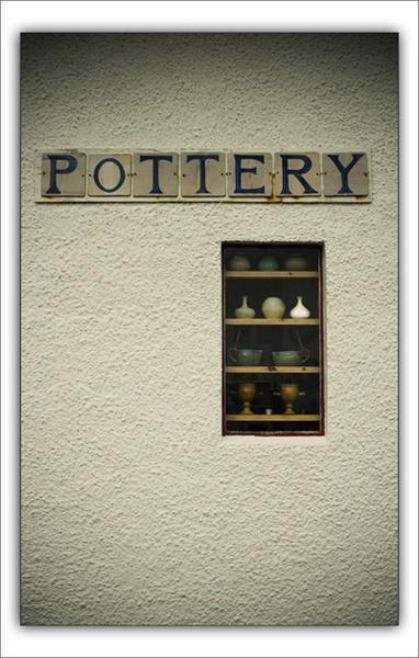 Potter\'s window by bombmac