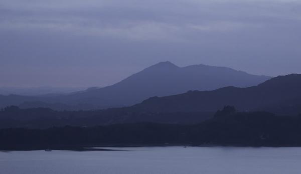 Mt Tam by paulenes