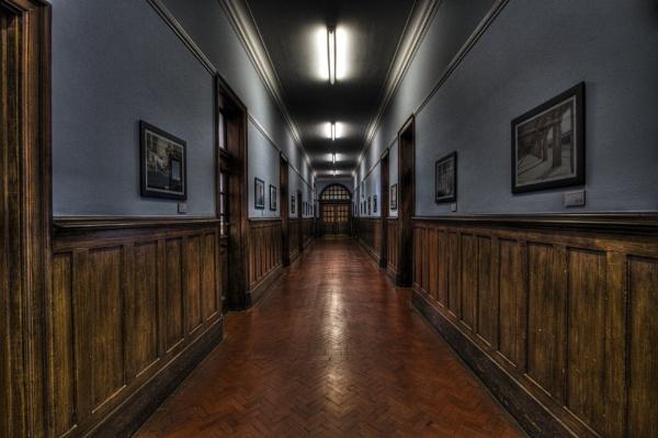 Corridor by Jonny5874