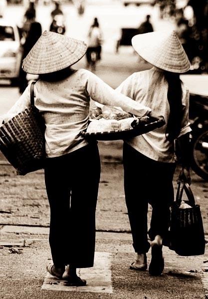 Vietman Girls by fhp